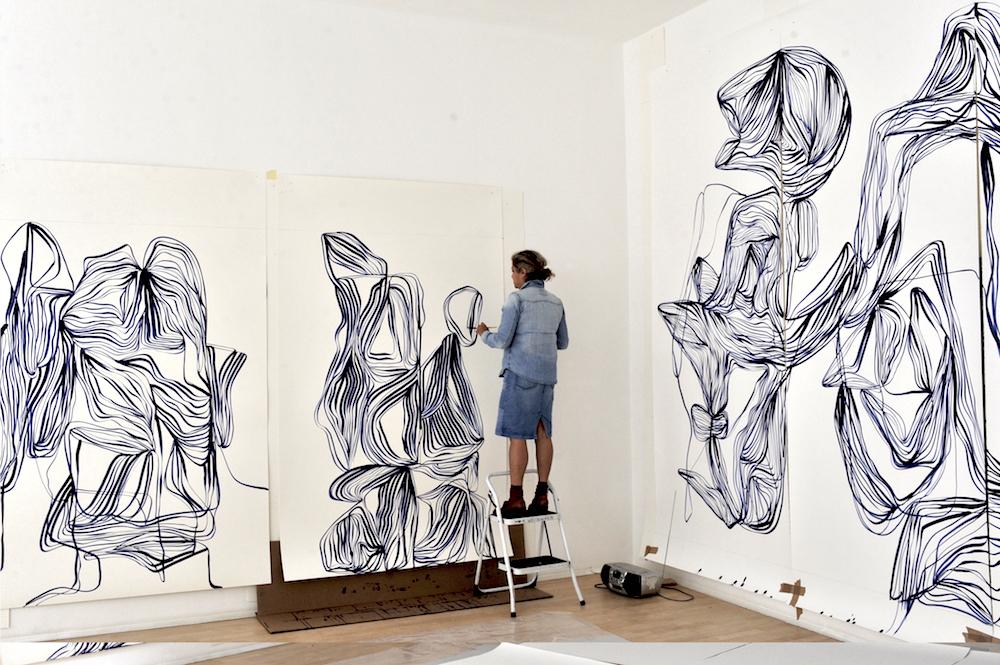 Tanya Ling Live at Art16
